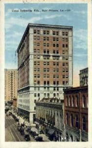 Union Indemnity Building New Orleans LA 1937