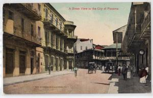 City of Panama
