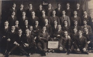 RP: CREDITON , Ontario , Canada, 00-10s ; Men's Bible Class, Crediton Evangelica