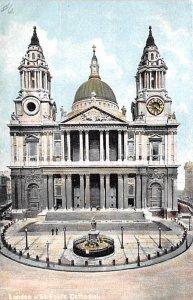 St Paul's Cathedral London United Kingdom, Great Britain, England Unused