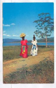 Baganda women , Uganda , 40-60s