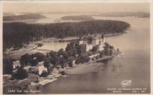 RP: Lacko slott fran flygplan , Sweden , PU-1938