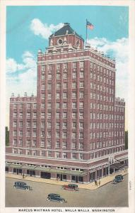 Marcus Whitman Hotel, Walla Walla, Washington, 10-20s