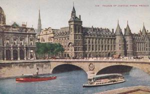 Palace of Justice on the River Seine, PARIS, France, 00-10s