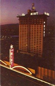 THE MINT HOTEL CASINO LAS VEGAS, NV