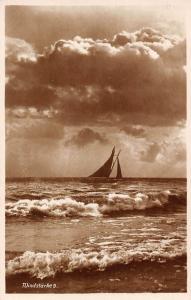Windstaerke 9. Ostseebad Zingst (Darss) Schiff Sea Waves Boat Bateau