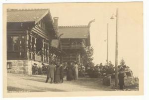 RP Norway / Norge, 1910s Frognersoeteren