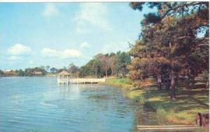Beautiful Silver Lake Looking West, Delaware, 50-70