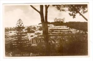 RP, Verdala Palace, Boschetto, Malta, 1920-1940s
