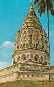 PENANG, Malaysia, AYER ITAM PAGODA LANDMARK, 50-60s