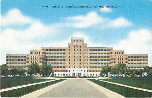 Fritzsimons U.S. General Hospital, Denver, Colorado CO, Linen
