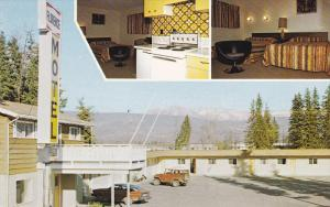 Florence Motel, Inside one of the Rooms, SMITHERS, British Columbia, Canada, ...