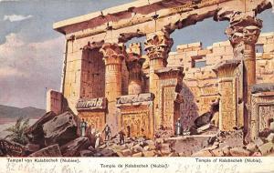 BR46753 Tempel von Kalabscheh Nubien     Sudan