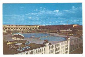 Prudhomme's Garden Centre Motor Hotel, Swimming Pool, Vineland, Ontario, Cana...
