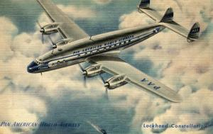 Pan American World Airways - Lockheed Constellation