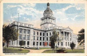11852 NE Lincoln 1915  State Capitol