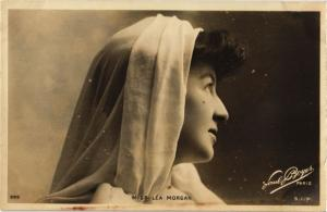 CPA Miss Léa Morgan Artiste THEATRE Star (310601)