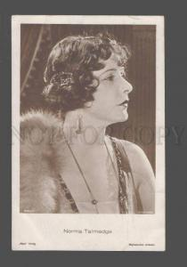 083527 NORMA TALMADGE Famous MOVIE Star ACTRESS Old PHOTO