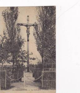 Cross, Le Calvaire, Pierrefitte (Seine Saint Denis), France, 1900-1910s
