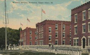 UPPER ALTON , Illinois, PU-1916 ; Western Military Academy