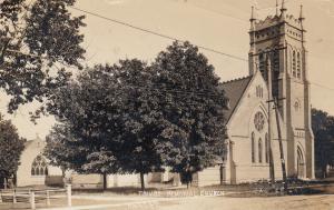 RP: EXETER , Ontario, 1907 ; Trivitt Memorial Church