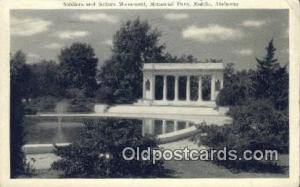 Soldiers' & Sailors Monument
