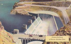 Arizona Spillway Of Hoover Dam