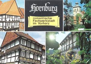 Hornburg romantische Fachwerkstadt im Vorharz Kirche Haus Church