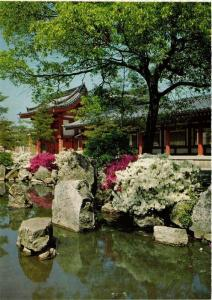 CPM KYOTO Sanjusangendo Stone garden in Kamakura style JAPAN (678021)