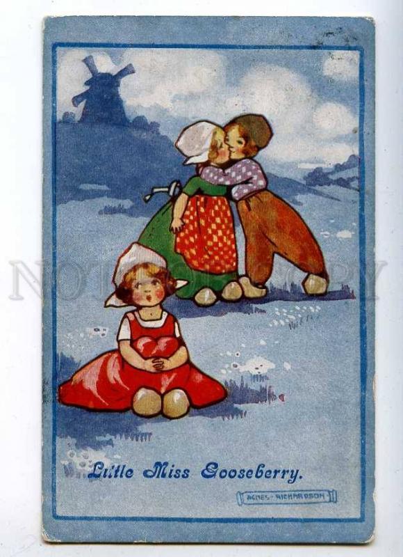 215902 KISS Little Miss Gooseberry by RICHARDSON Vintage PC