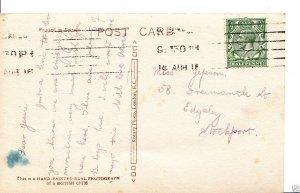 Genealogy Postcard - Family History - Jepson - Edgeley - Stockport  BX897