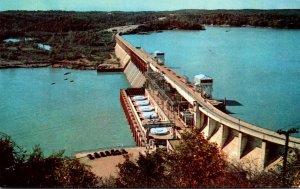 Missouri Lake Of The Ozarks Bagnell Dam