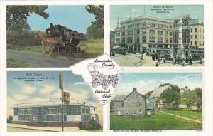 Pennsylvania Stevens Lancaster County Postcard Club