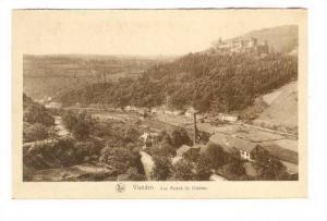 Les Ruines Du Chateau, Vianden, Luxembourg, 1900-1910s