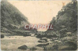 Postcard Old River Huzu Kanag