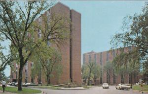 Reinow Residence Hall , University of Iowa , IOWA CITY  , 50-60s