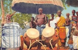 Nigeria (c) The Talking-Drums of Ashanti, native people