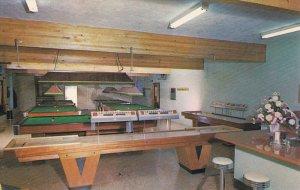 Highlands Billiards Centre, NORTH VANCOUVER , B.C. , Canada , 50-60s