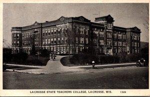 Wisconsin La Crosse State Teachers College
