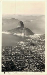 Brazil - O Pao De Acúcar Real Photo 02.02