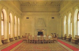 B110594 Russia The Great Livadia Palace Interior view Hall