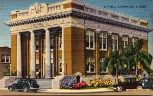 Florida Clearwater City Hall