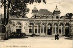 CPA CONTREXÉVILLE - Le Casino (455876)