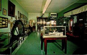 Missouri Hannibal Mark Twain Museum Interior View