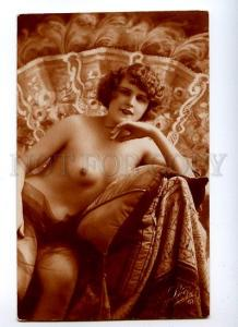 129049 NUDE Woman BELLE Vintage PHOTO LEO #61 PC