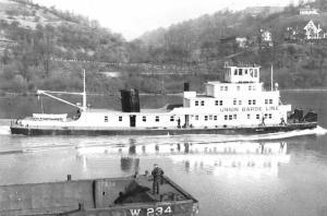 Union Barge Line - Belpre, Ohio