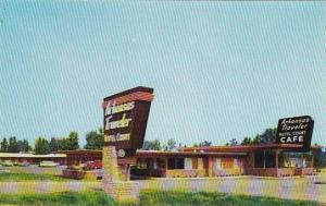 Arkansas Little Rock Arkansas Traveler Hotel Court