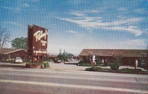California Palo Alto Rickeys Studio Inn