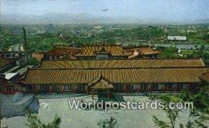 Golden Dragon Wing, Grand Hotel Taipei Taiwan Unused