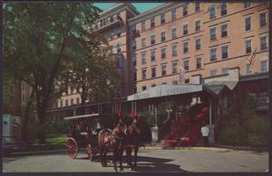 French Lick Sheraton Hotel,French Lick,IN Postcard BIN